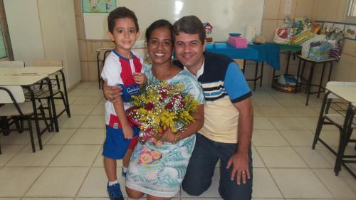 Cassiano, Chris e Miguelzinho