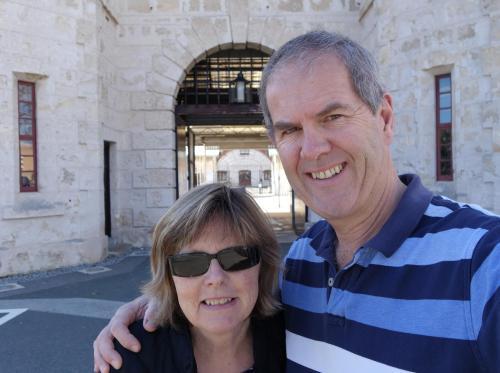 Sean & Sally De Freitas