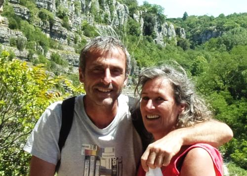 Nathalie & Thierry