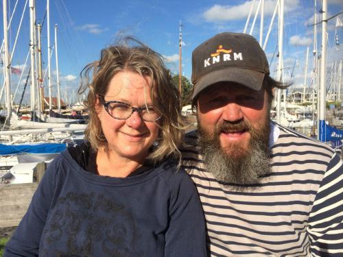 Janet & Jan Maarten