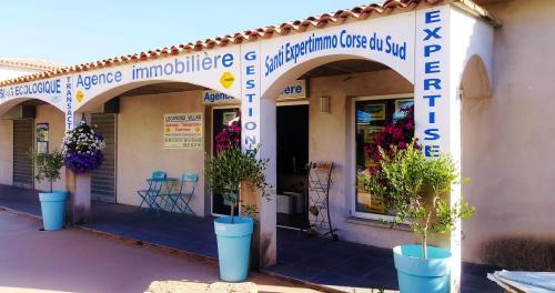 Agence Santi Exprtimmo Corse du Sud