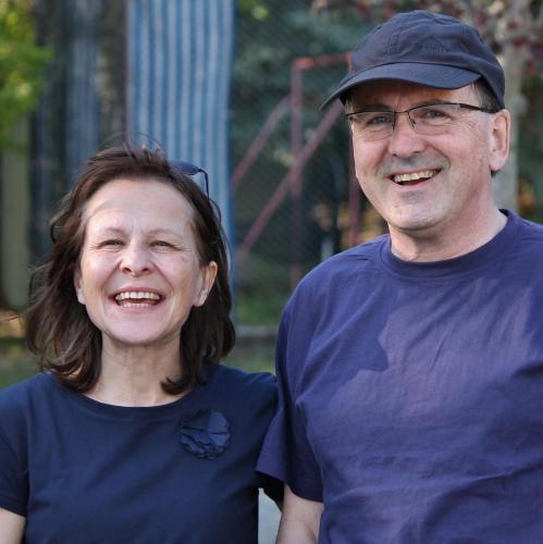 Eveline und Jörg Kuhn