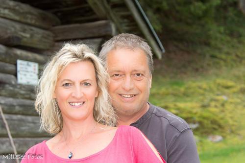Kurt und Sylvia Wieser