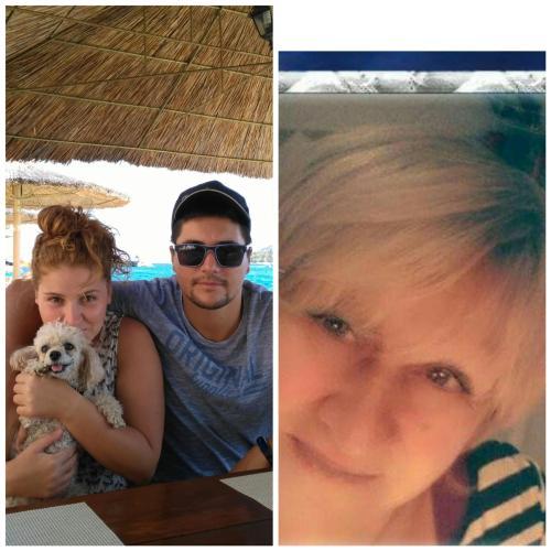Ivana, Vesna i David