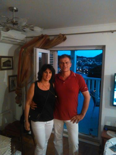 Denis and Carol