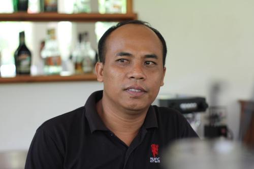 Putu Suwastawa, manager