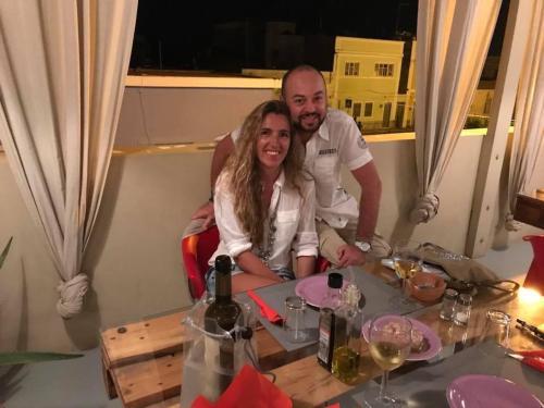 Sonia e Federico