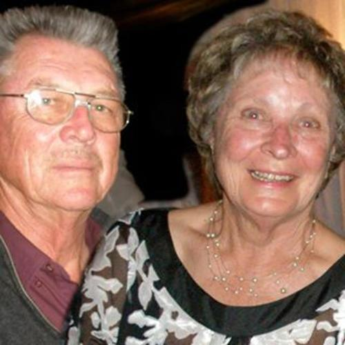 Bill and Margaret Bragge