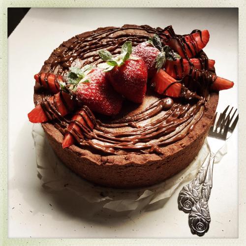 my choco cake