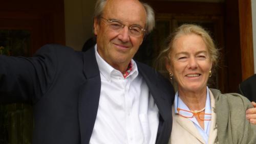 Dr. Günther und Christa Friedrich