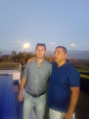 Jorge  Ospina y Andres ospina