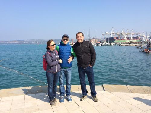 Natalia, Tihon, Gennadiy