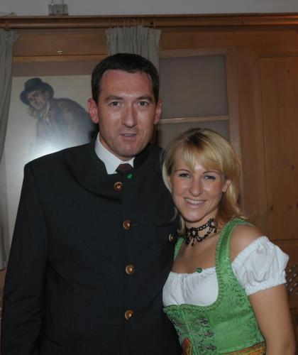 Andreas Roth und Daniela Gann