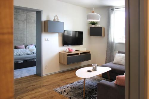 Apartmán č.23 se 2 ložnicemi