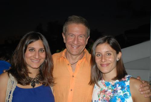 Necdet and daughters