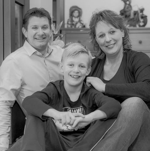 Familie Hüttner