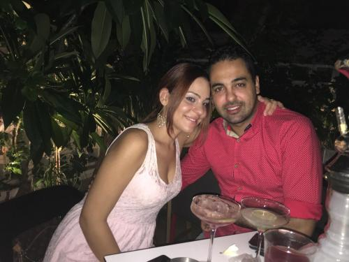 Constantinos Georgiades & Constantina Papamina