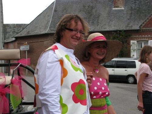 Martine et Eric