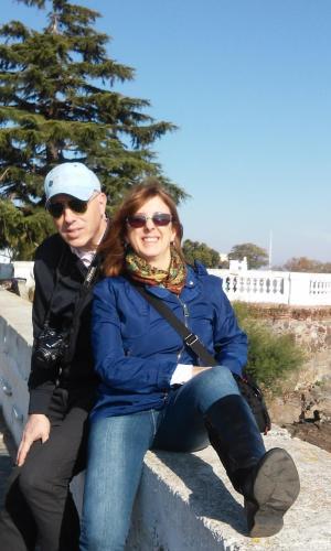 Miguel y Claudia