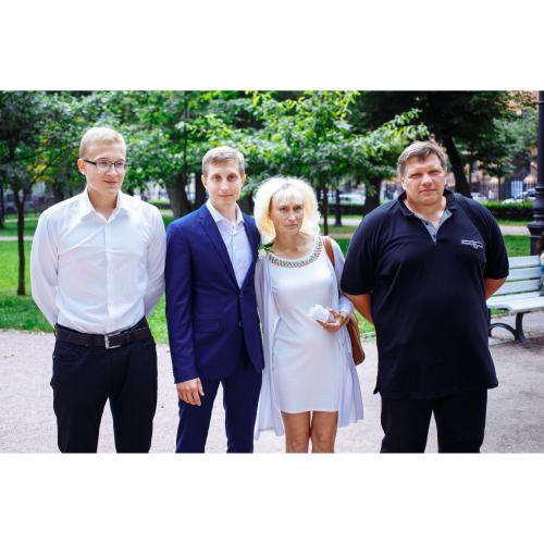 Всеволод, Виталий, Светлана, Евгений