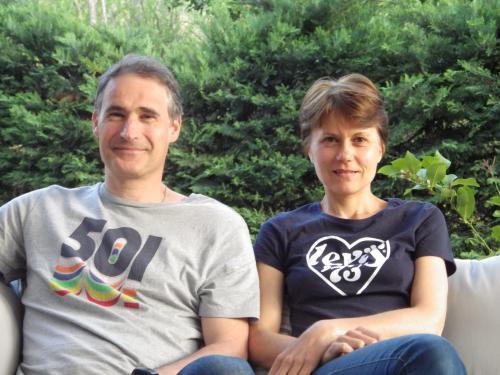 Valérie & Christophe