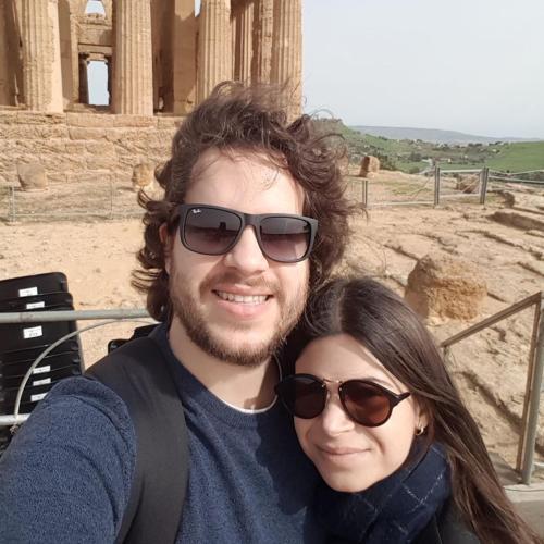 Alessandra e Andrea
