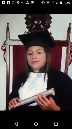 Elineuda, a administradora do sitio