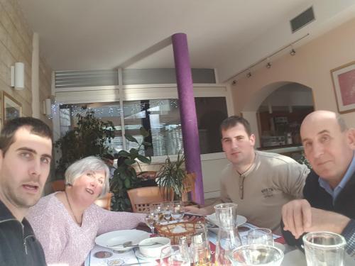 Darija (owner) with family