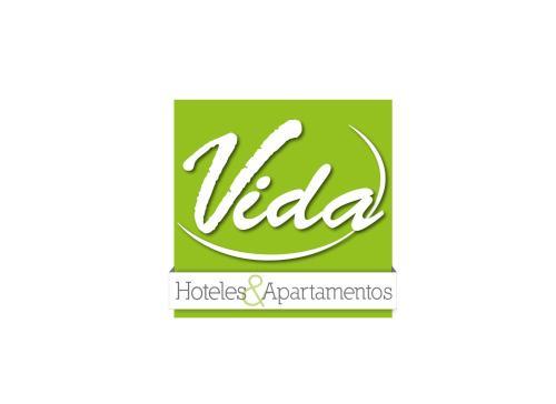 Logo VIDA Hoteles y Apartamentos