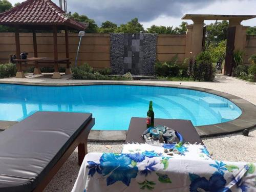 Private Villa,2 BR swimming pool in best diving area