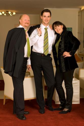 Familie Grossmann - Gastgeber