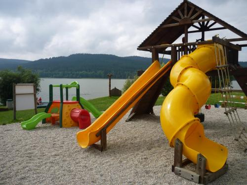 Lipno lake & playground