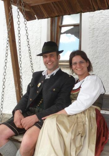 Karl und Evi Ringdorfer