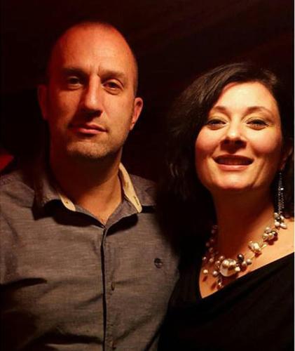 Andrea e Silvia -The owners