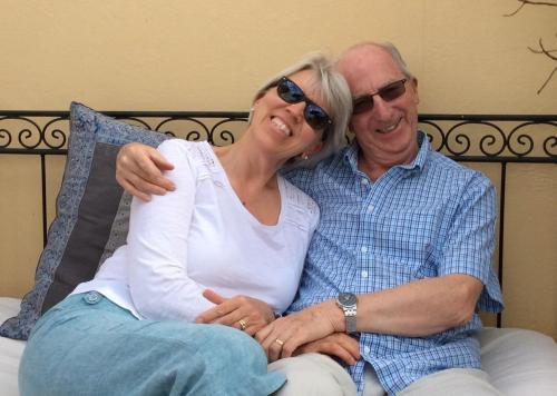 Pauline & Colin