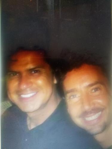 Armando and Eduardo