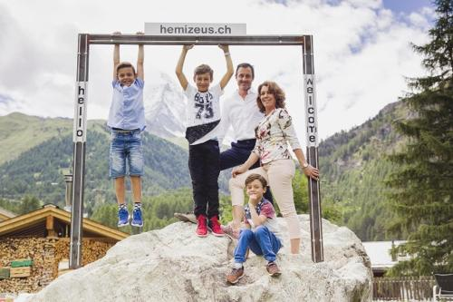 Famille Palazzo