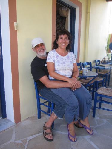 Despina and Manolis