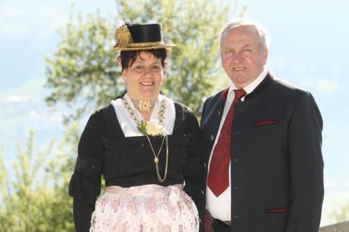 Adelheid und Josef Kirchmair
