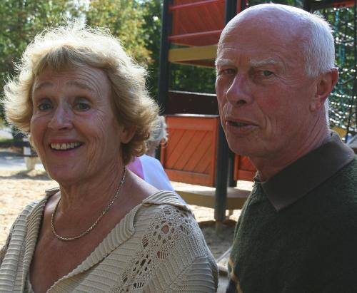 Gerard en Maria