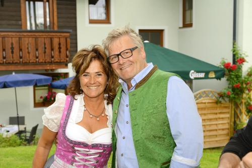 Manuela und Gernot Pfusterer