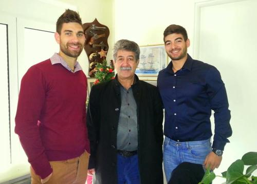 The team of Erofili Apartments