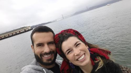 Vitor and Joana