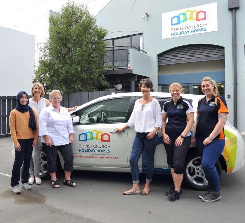 Christchurch Holiday Homes Team