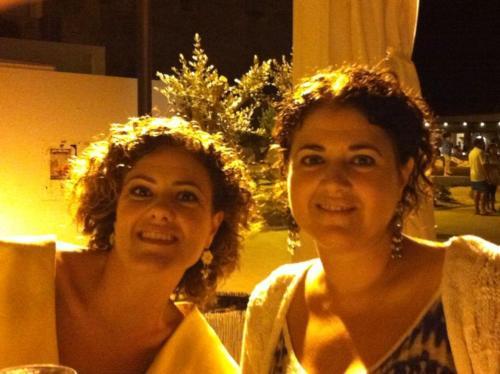 Maria y Antònia
