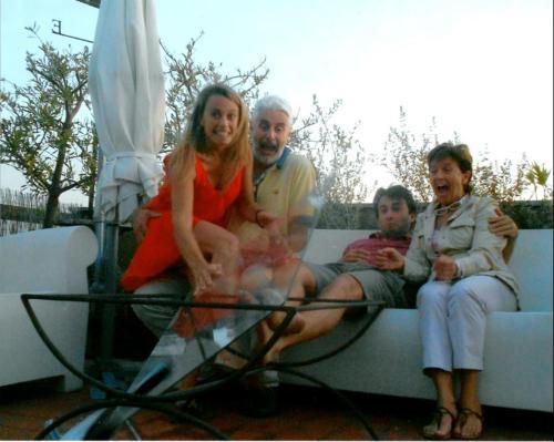 Paola & family