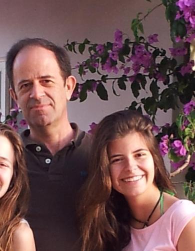 Inês Colaço e o meu pai, Pedro