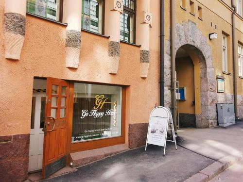 Key pick up office, Mikonkatu 18