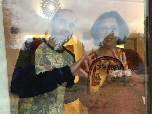 Nacho y Mariluz