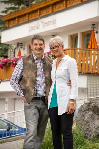 Alex und Monja Buchacher